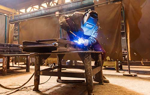 Aluminum and Steel Welding in Sioux Falls