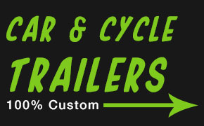 Custom Car Trailers for Sale